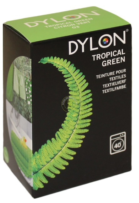 Dylon Textielverf 03 tropical green 350g