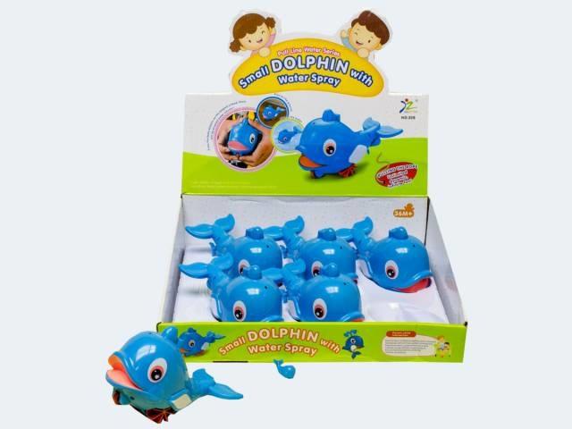 Drogist.nl Speelgoed walvis blauw badspel 1st