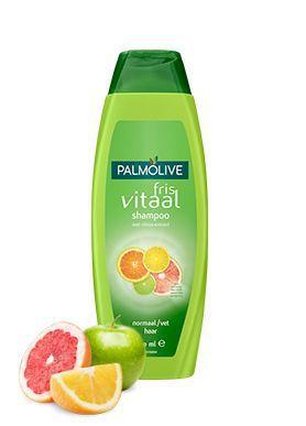 Palmolive Shampoo fris vitaal 350ml
