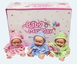 Drogist.nl Speelgoed babypop 20cm 1st