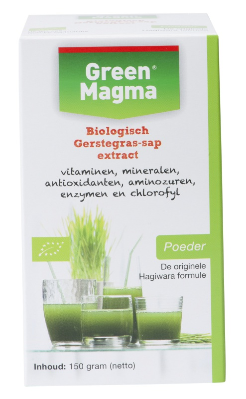 Green Magma Green magma poeder 150g