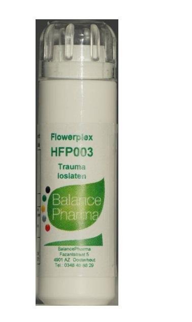 Flowerplex Hfp003 Trauma Loslaten 6g