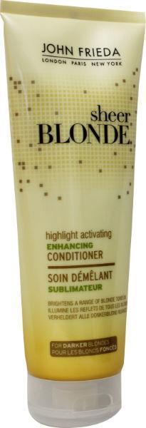 John Frieda Sheer Blonde Original Conditioner For Darker Blondes 250ml