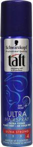 Taft Haarspray pocket size ultra strong 75ml