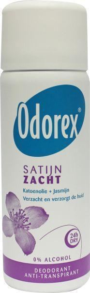 Odorex Satijn zacht 50ml