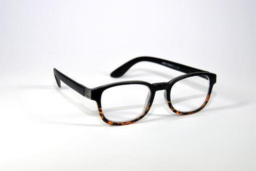 Ibd Leesbril zwart demi 2.50 1st