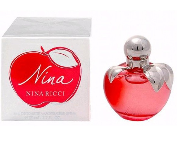 Nina Ricci Nina Eau De Toilette Spray Vrouw 80ml