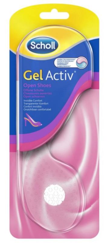 e0c029cfca8 Scholl Gel Active Inlegzolen Open Shoes 1paar   Voordelig online ...