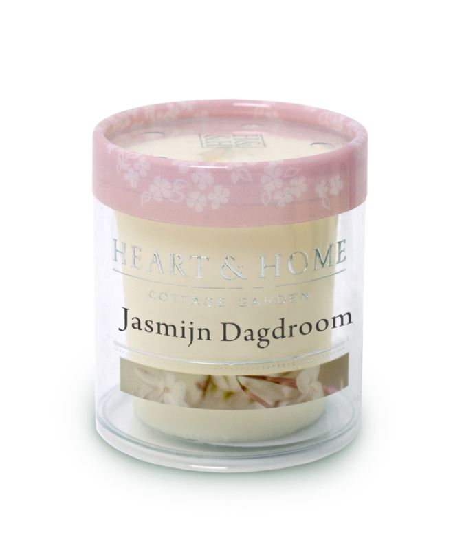 Heart & Home Votive - jasmijn dagdroom 1st