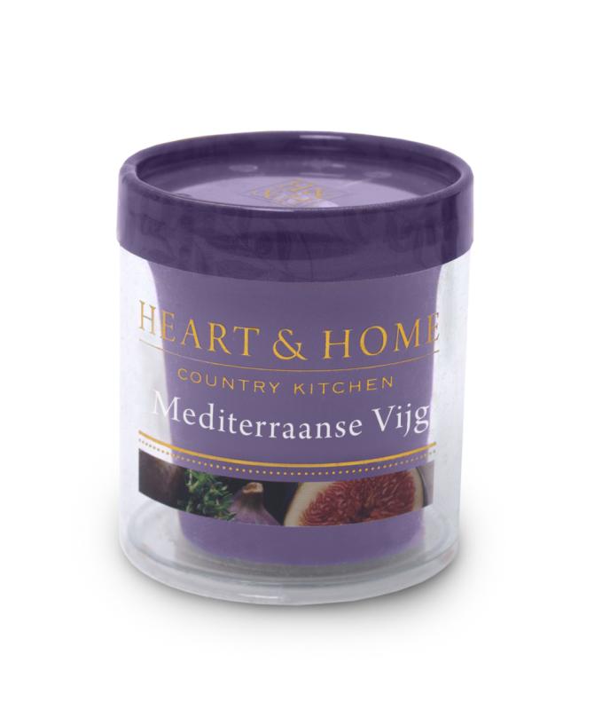 Heart & Home Votive - mediterraanse vijg 1st
