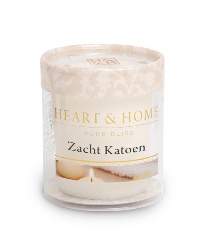 Heart & Home Votive - zacht katoen 1st