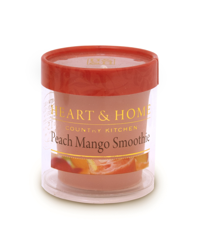 Heart & Home Votive - perzik mango smoothie 1st