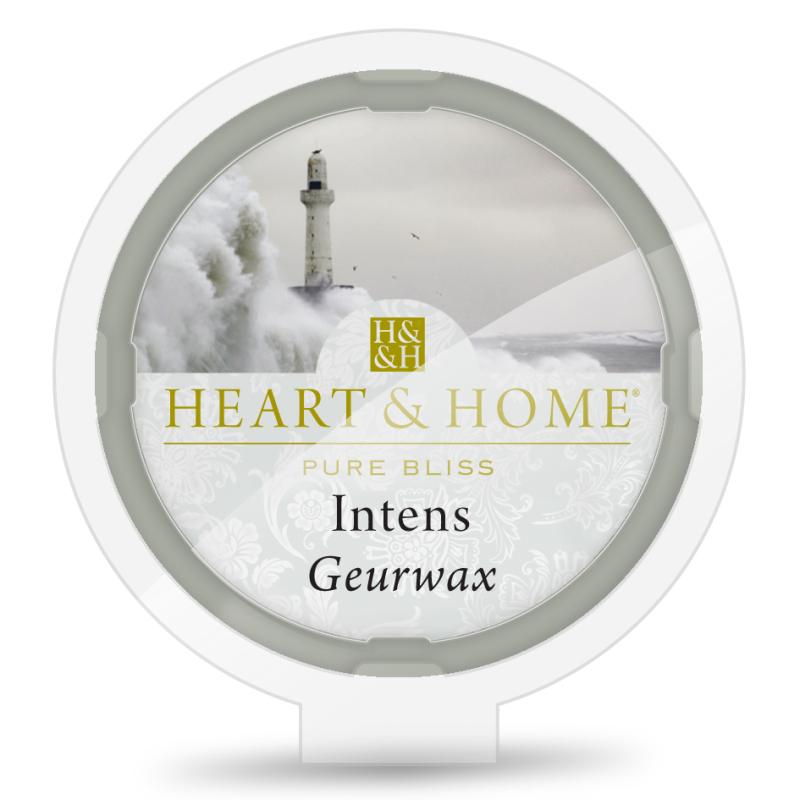 Heart & Home Geurwax- intens 1st