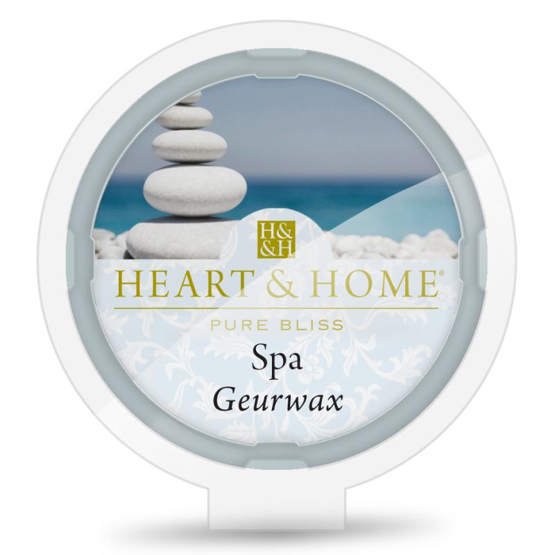 Heart & Home Geurwax- spa 1st