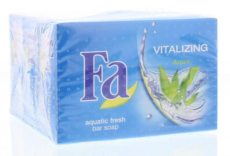 Fa Zeep Vitalizing Aqua 3 stuks a 100 gram