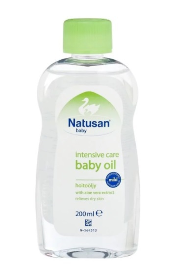 Natusan Babyolie Intensive Care 200ml Voordelig Online