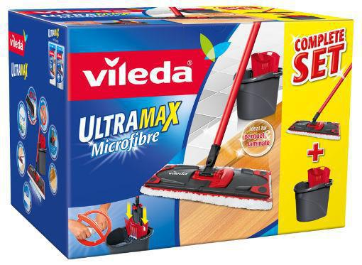 Vileda Ultra Max set box met emmer