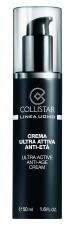 Een Collistar Anti Rimpel Man Ultra Active Cream 50ml  te koop aangeboden