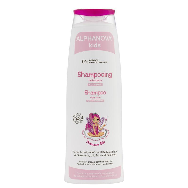 alphanova kids Kids shampoo princess 250ml