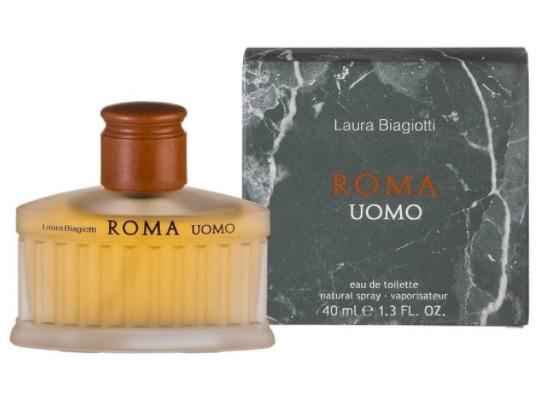 Laura Biagiotti Roma Uomo EDT-spray