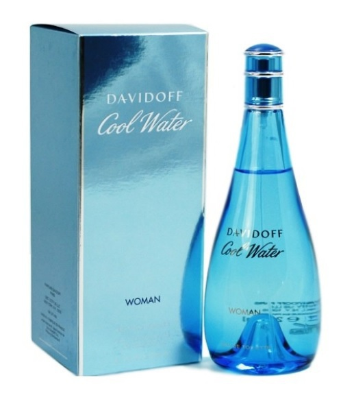 Cool water woman eau de toiilet