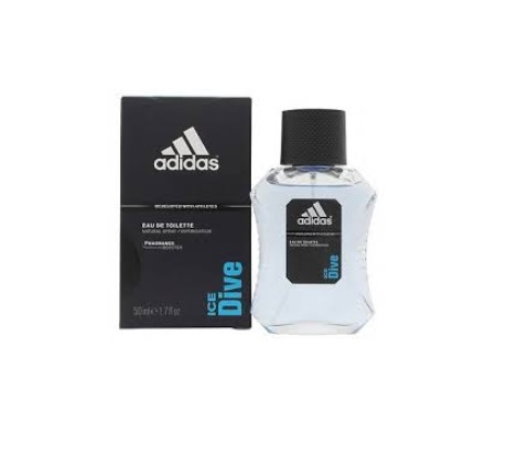Adidas Ice Dive Eau De Toilette Man 50ml