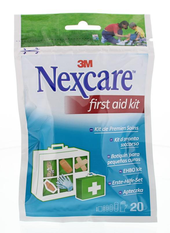 3m Nexcare First Aid Kit Zip B Stuk