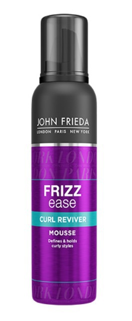 John Frieda Frizz-ease Curl Reviver Corrective Styling Mousse 200ml