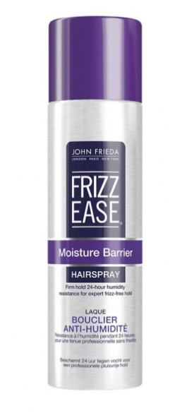 John Frieda Frizz-ease Moisture Barrier Firm-hold Hairspray 250ml
