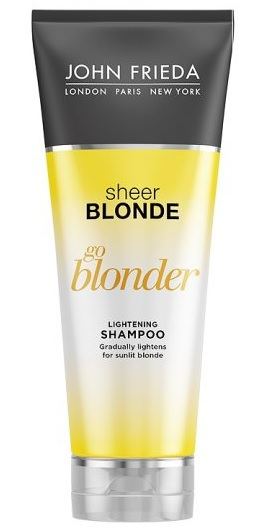 John Fr.sb.shamp.go Blonder 250 ML