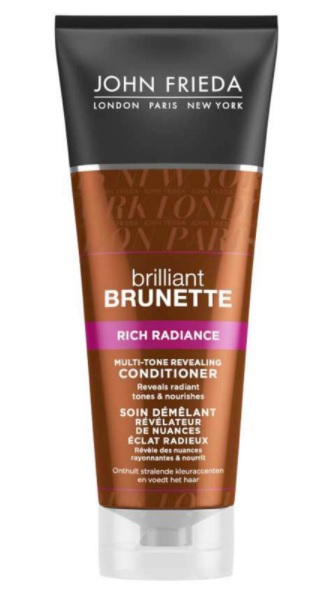John Frieda Brilliant Brunette Conditioner Rich Radiant