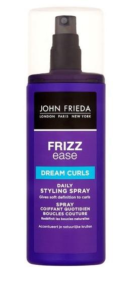 John Frieda Frizz Ease Dream Curls Daily Styling Spray 200ml