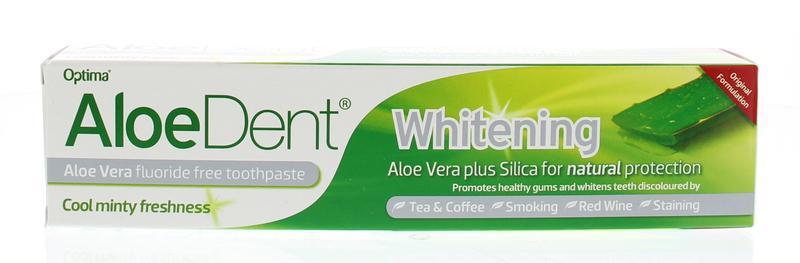 Aloe Dent Aloe Vera Tandpasta White 100ml