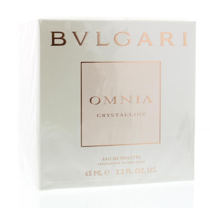 Omnia crystal eau de toilette female