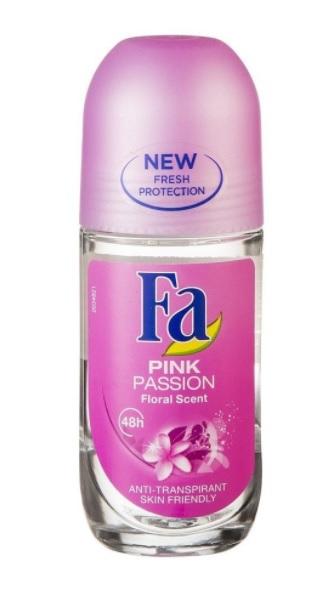 Fa Deoroller Pink Pasion 50 ml