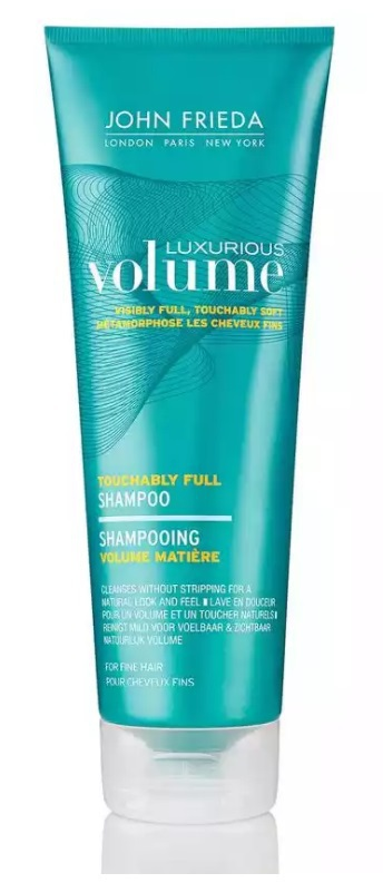 John Frieda Luxurious Volume Touchably Full Shampoo 250ml
