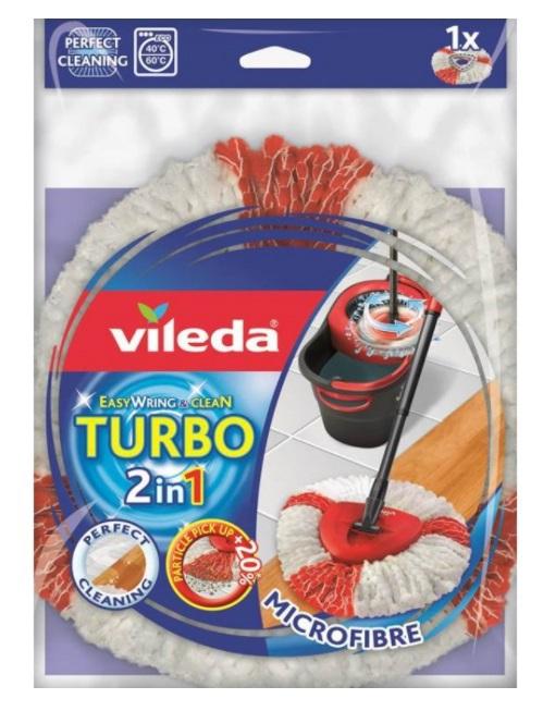 vileda easy wring clean turbo navul 2 in 1 1 stuk voordelig online kopen. Black Bedroom Furniture Sets. Home Design Ideas