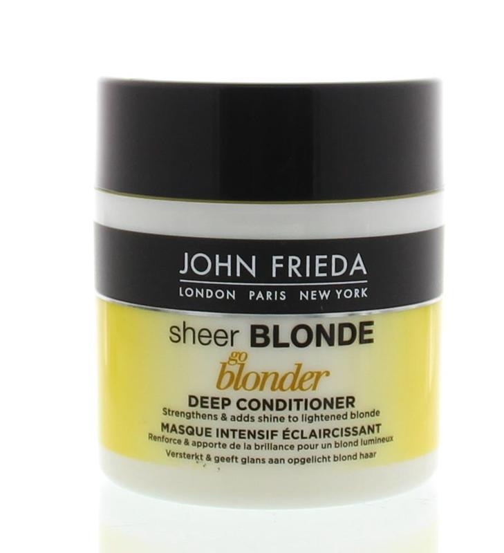 John Frieda Go Blonder Deep Conditioner Haarmasker 150 ml