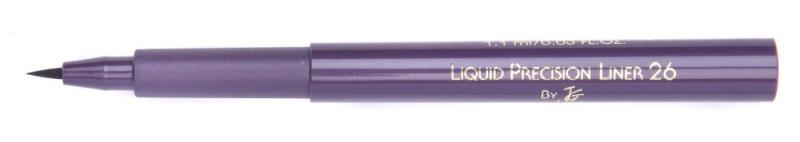 John van G Eyeliner liquid precision purple 026 1 stuk