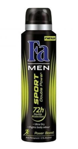 Fa Men Deodorant Deospray Sport Powerboost 150ml