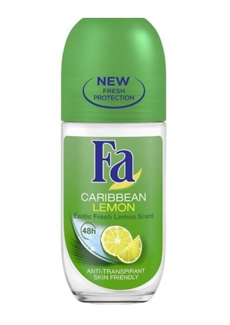 Fa Deoroller Caribbean Lemon ^ 50 ML