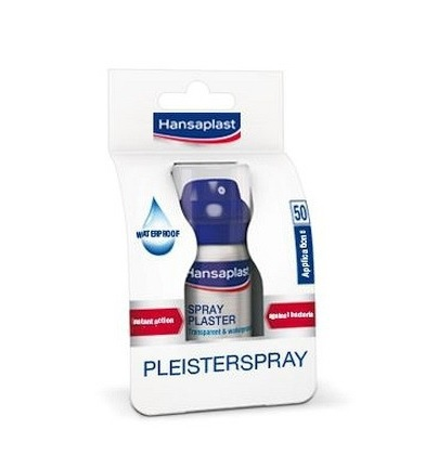 Hansaplast Pleisters Spray Relaunch 32,5ml