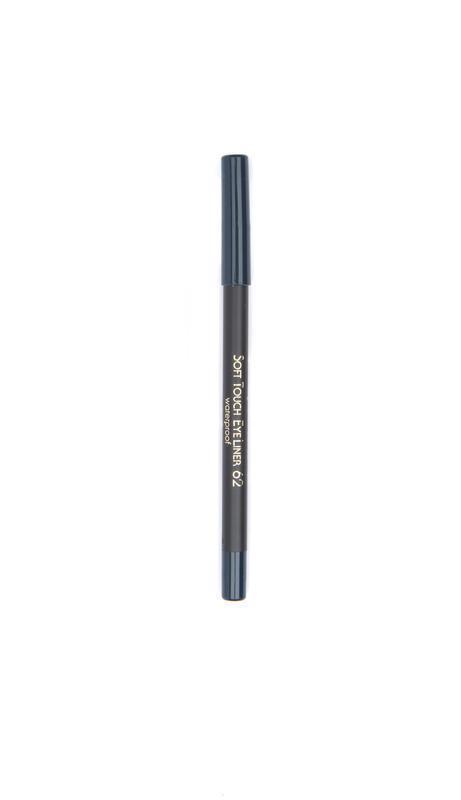 John van G Soft touch eyeliner waterproof 62 1 stuk