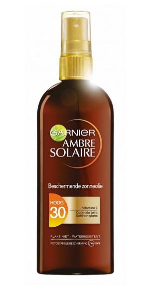 Garnier Ambre Solaire Olie Spray Factor(spf)30 150ml