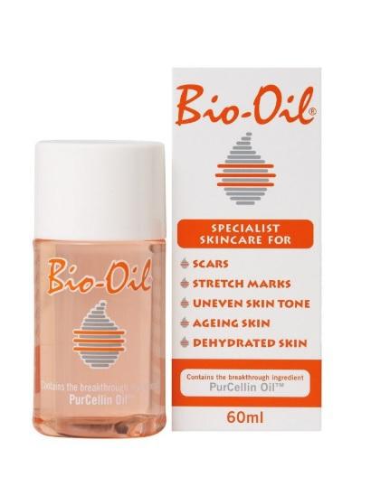 Bio Oil Verzacht Littekens, Huidstriemen En Pigmentvlekken 60ml