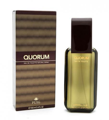 Antonio Puig Quorum Silver Edt Spray Karton @ 1 Fles X 100 Ml