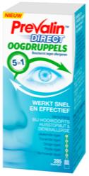 Prevalin Direct oogdruppels 10ml