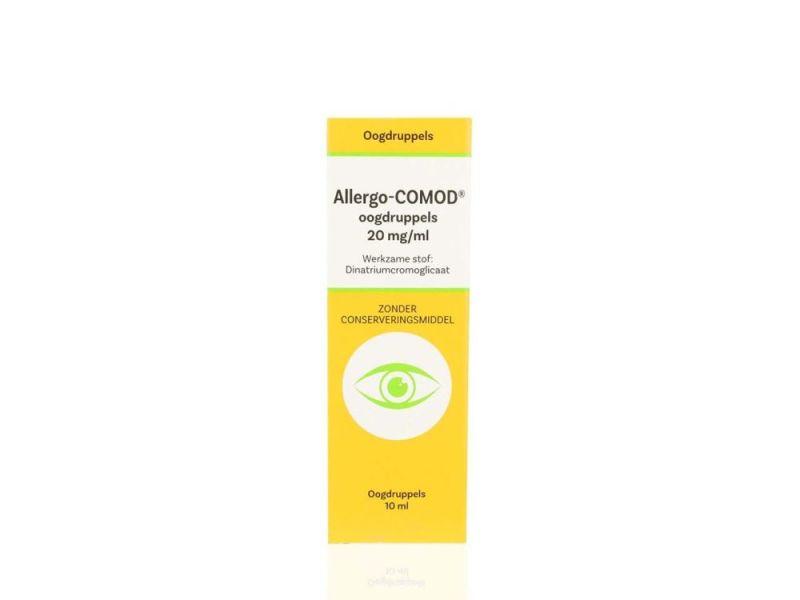 ursapharm Allergo comod oogdruppels 10ml