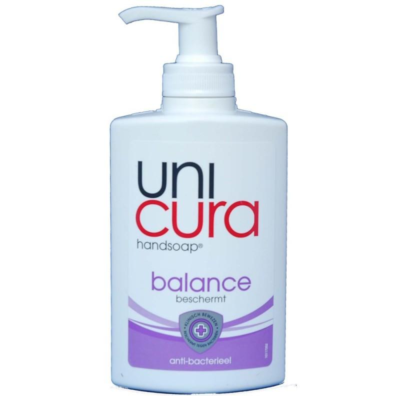 Unicura handsoap pomp balance 250ml voordelig online kopen - Bibliotheek balances ...