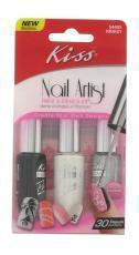 Kiss Nagellak Kit 001 Paint Stencil 1 stuk